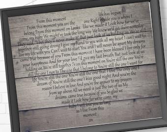 My Best Friend By Tim Mcgraw Song Lyrics Etsy