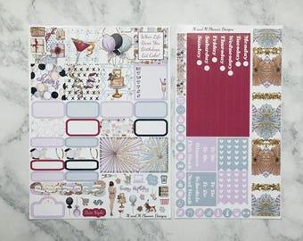 Mini Happy Planner Weekly Sticker Kit - Celebrate