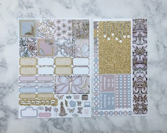 Mini Happy Planner Weekly Sticker Kit - Daydream