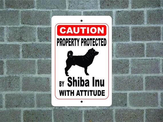 High Quality Aluminum Dog Breed Sign PHALENE Street Sign