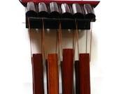 Bamboo wind chime, Feng Shui Chime, Feng Shui Decor, Garden Charm, Patio Decor, Feng Shui Windchimes, wind chime bamboo, wind chime tubes