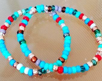 Toddler bracelet pair