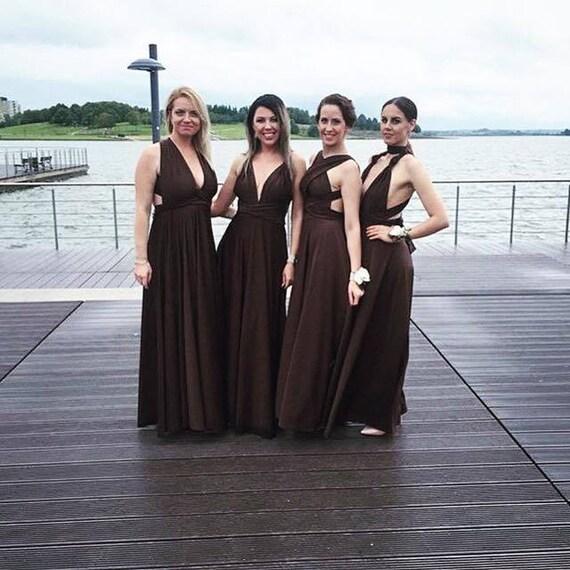 dress convertible baby dress graduation multiway dress shower dress bridesmaid dress Homecoming infinity dress dress prom dress A8ORq4w