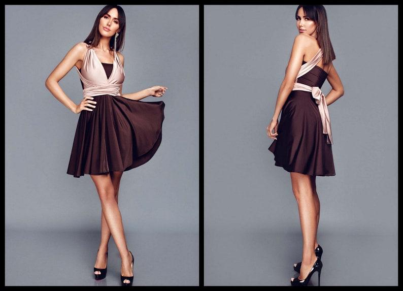 b338f5b5d9 Handmade matching bandeau tube top for multiway dresses