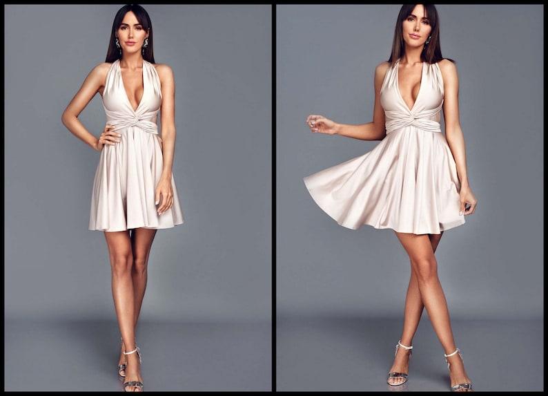 d5d3d40738 Homecoming dress multiway dress infinity dress bridesmaids