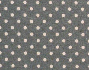 Grey Polka Harness