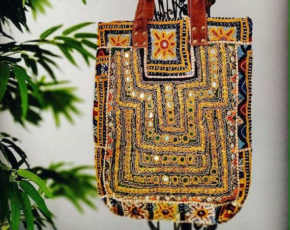 Tote Banjara Bag