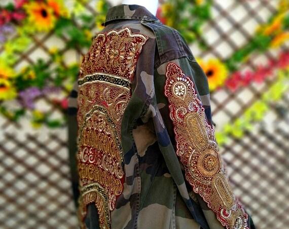 Love and War Jacket