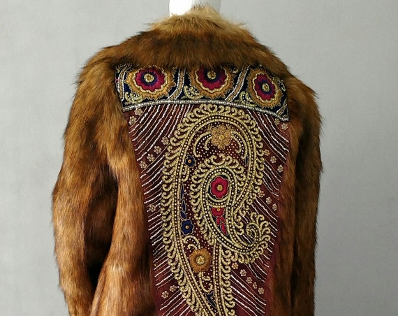 Boho Coat