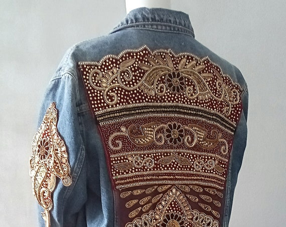 Lehenga Jacket
