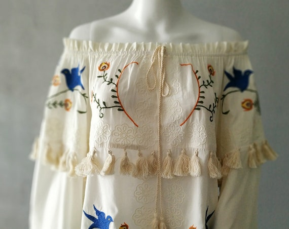 Love Bird Blouse