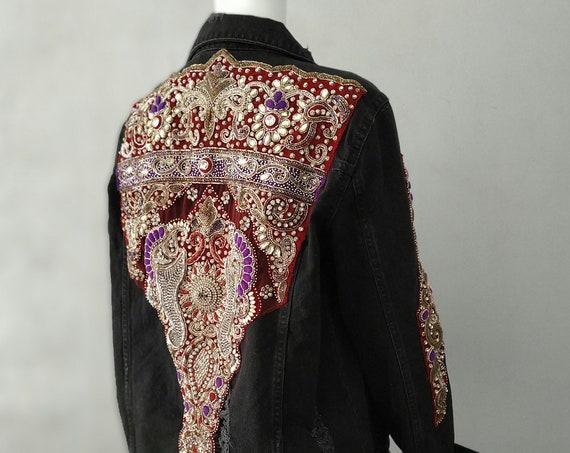 Boho Vintage Jacket