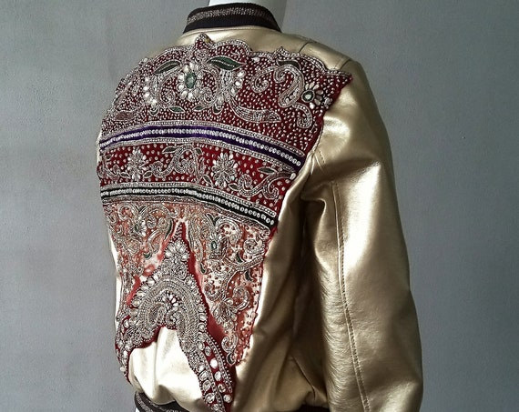 Luxury Boho Jacket
