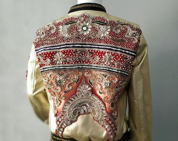 Luxury Boho Jacket
