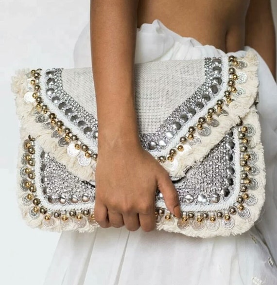 Boho Jewel Bag