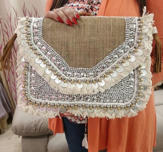 Boho Jewel Bag