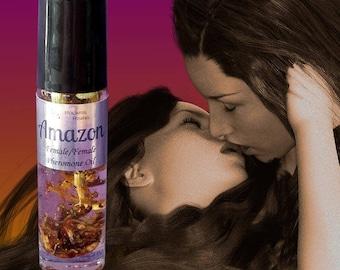 Amazon Female/Female Pheromone Oil