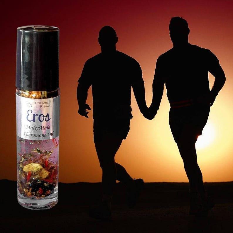 Eros Male/Male Pheromone Oil image 0