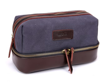 0f79094bf89 Popular items for black toiletry bag