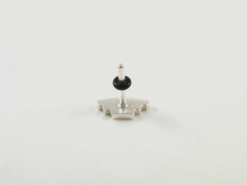 auricle Helix piercing minimalist snug viking jewellery conch earring cartilage piercing helix stud cool piercing