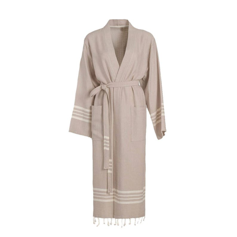 a6aba2bec1 Turkish Bathrobe Kimono Bathrobe Bathrobe Cotton Bathrobe