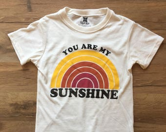 You Are My Sunshine Shirt / Toddler and Youth Shirt / Toddler Boy Clothes / Toddler Girl Clothes / Toddler Clothes / You Are My Sunshine Tee