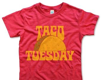 f84b509fe Taco Tuesday Shirt - Toddler Taco Shirt - Toddler Boy Clothes - Toddler  Girl Clothes - Toddler Clothes - Kids Clothes - Kids Taco Shirt