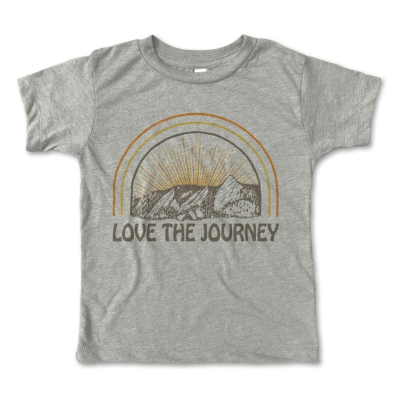 Funny Toddler Shirt Love That Journey For Me Shirt