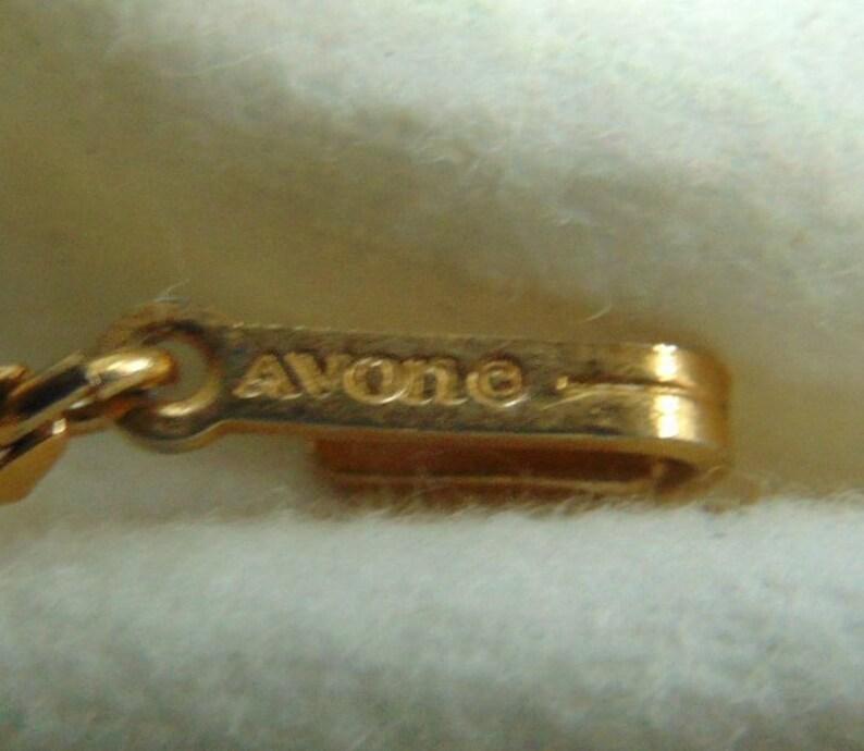 Necklace Avon Shipping Included NIB Royal Tassel 1972