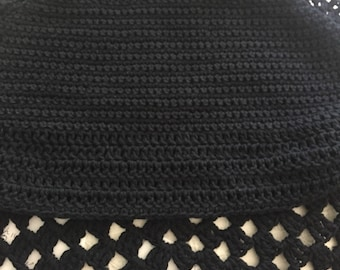 Crocheted Shelf Bra
