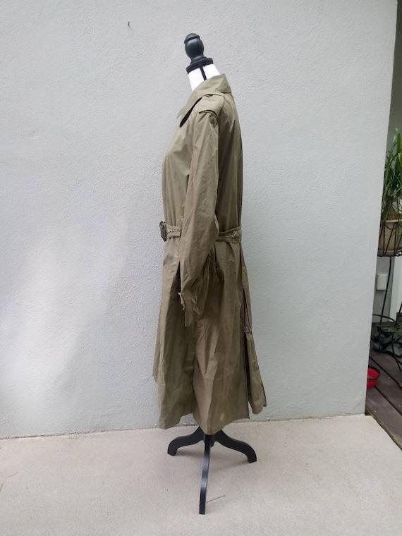 WW2 Lightweight Raincoat - image 3