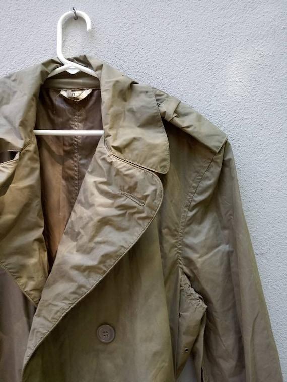 WW2 Lightweight Raincoat - image 7