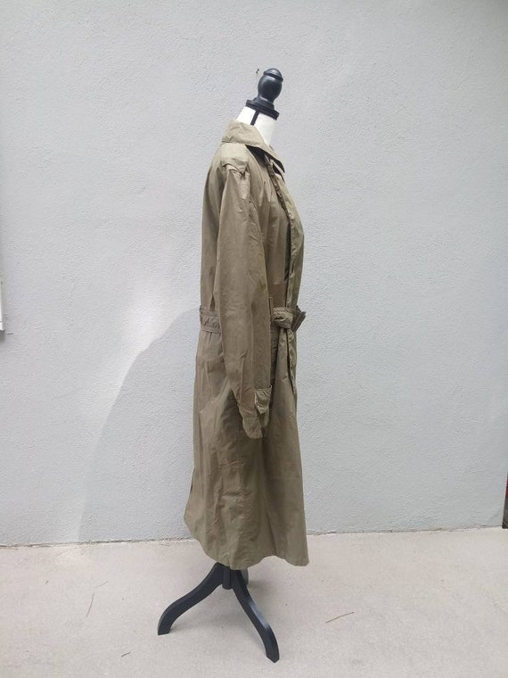 WW2 Lightweight Raincoat - image 4