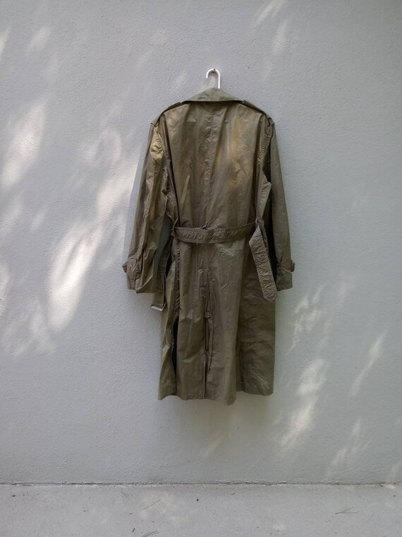 WW2 Lightweight Raincoat - image 8
