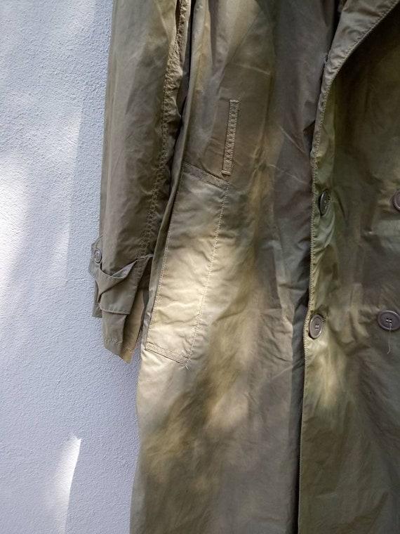 WW2 Lightweight Raincoat - image 5