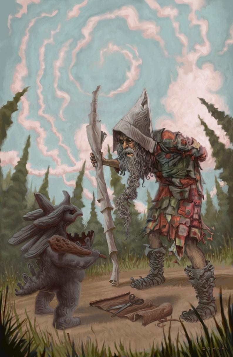RockPaper Wizard image 0