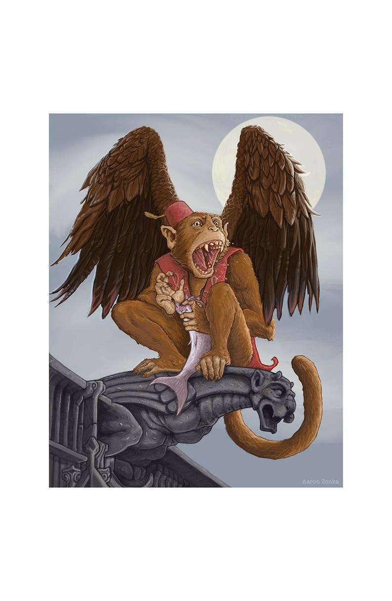 Flying Monkey image 0
