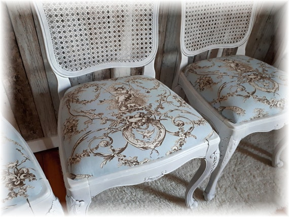 Admirable Set Of 4 Chippendale Chairs White Elegance Theyellowbook Wood Chair Design Ideas Theyellowbookinfo