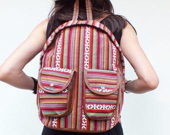 Laptop backpack, Backpack bag, Shoulder backpack, laptop bag women, shoulder bag women, canvas backpack, canvas bag, canvas backpack women