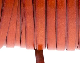 5 mm leather straps. Variety of colors