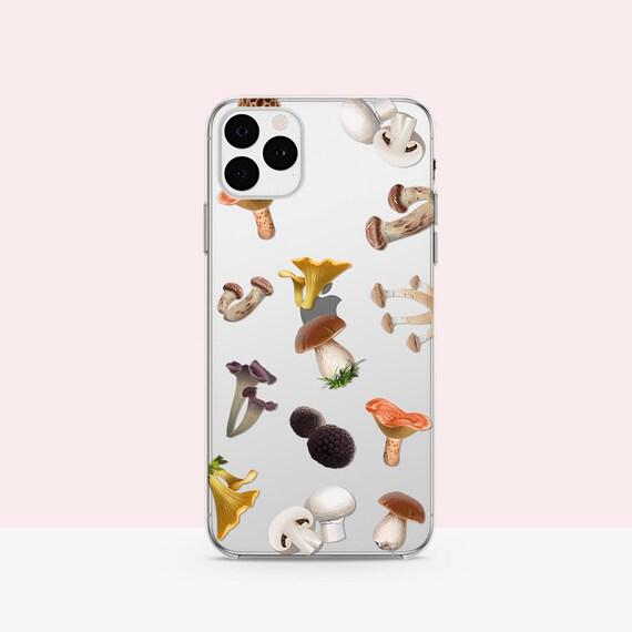 Magical Mushrooms & Acorns iPhone 11 case
