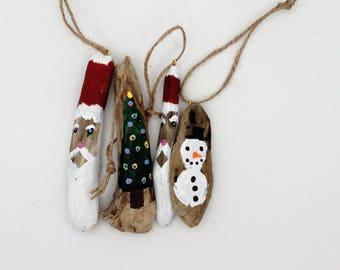 driftwood christmas decorations | Etsy