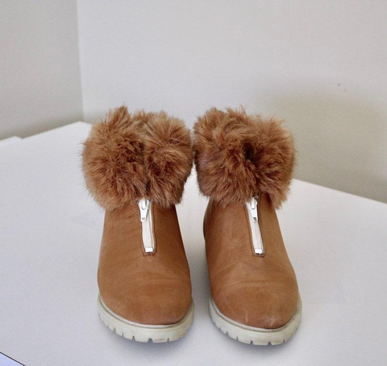 42108af12cf Vintage Linda Lundstrom Ankle Boots Women s US Size 9