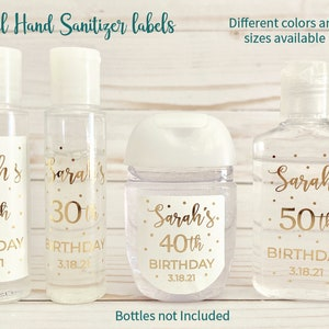 Hand Sanitizers Etsy