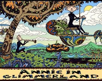 Annie In Glimmerland - poster