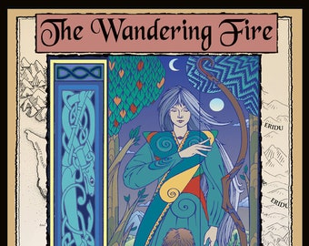 The Wandering Fire / E Book Cover