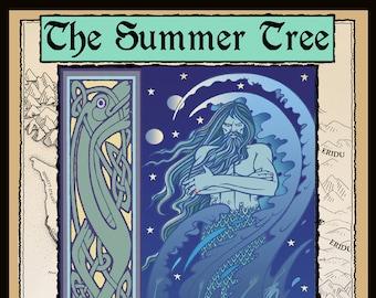 The Summer Tree / E book cover