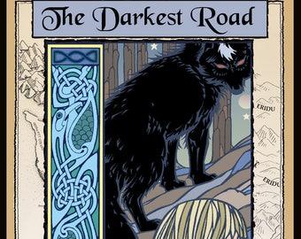 The Darkest Road / E Book Cover