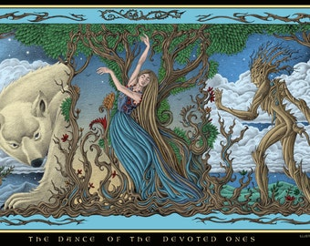 The Dance Of The Devoted Ones. No 4 in the Gnarly Gardens Quartet.