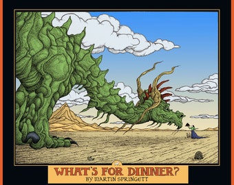 What's For Dinner? poster